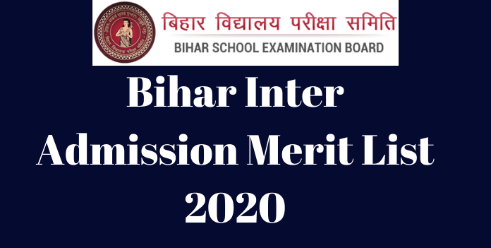 Bihar-Board-Inter-Admission-Merit-List-2020
